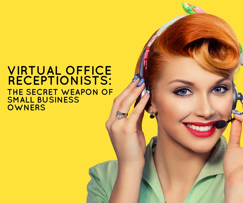 Virtual Office Receptionists square